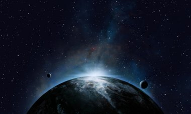 Space Eclipse