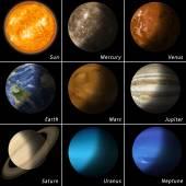 Fotografie Solar System