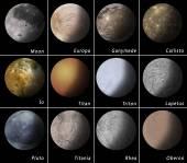 Naprendszer műholdak