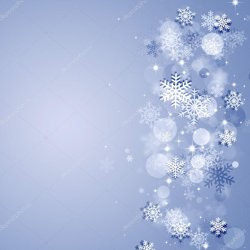 Weihnachtskarte Weihnachten Schnee — Stockfoto © alexaldo #90369910