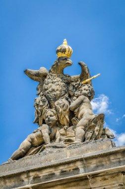 Figures at Prague Castle
