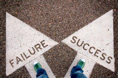 Failure and success dilemma