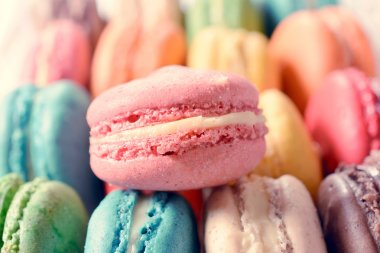 Traditional French cookies