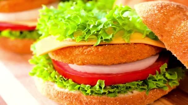 hamburgery čas