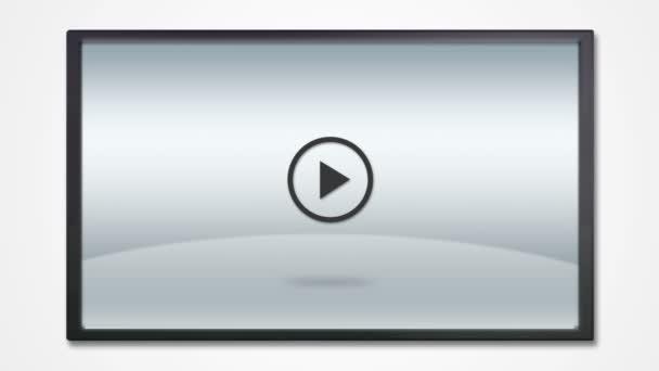 LCD displej s ikonou, fotografie