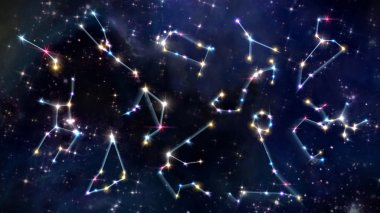 color Horoscopes star