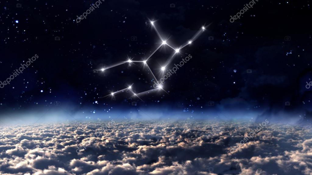 6 Virgo Horoscope space white
