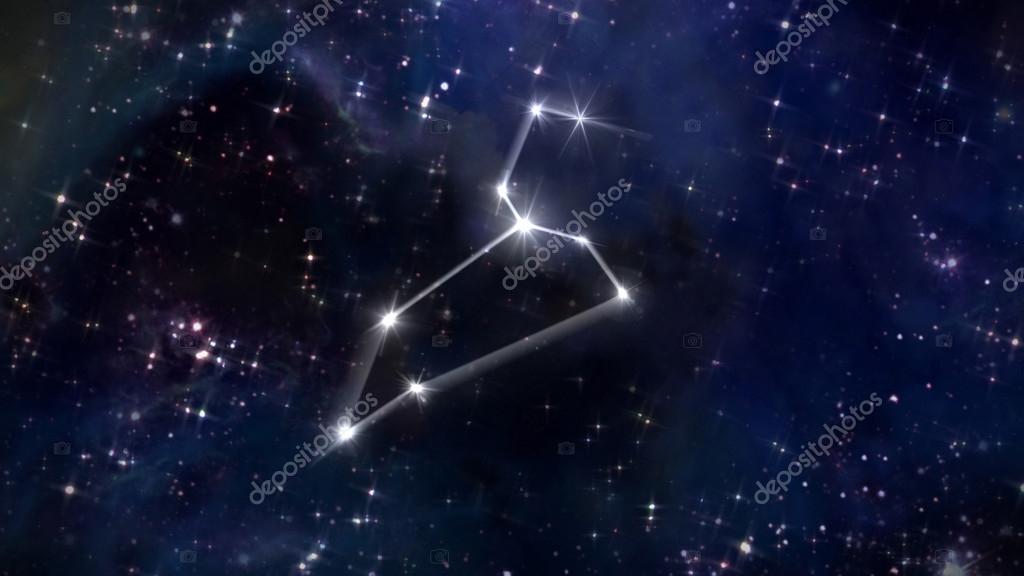 5 Leo Horoscope star white