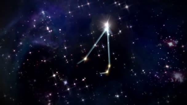 10 Steinbock-Horoskope Weltraumrotation
