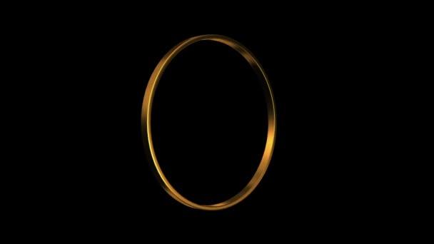 arany gyűrű megfordult Hd