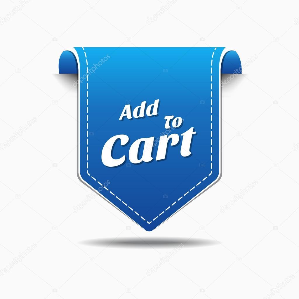 Lägg i varukorgen ikon Design — Stock Vektor © rizwanali3d  63384805 753a578973744