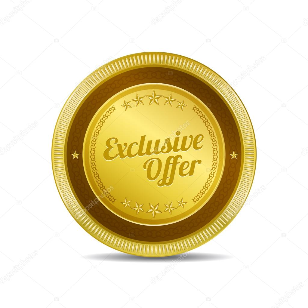 Exclusive Icon Exclusive Offer Icon B...