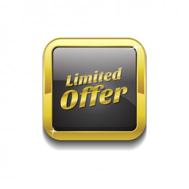 Limited Time Offer Icon Button