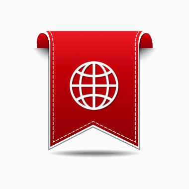 Globe Sign Icon Design