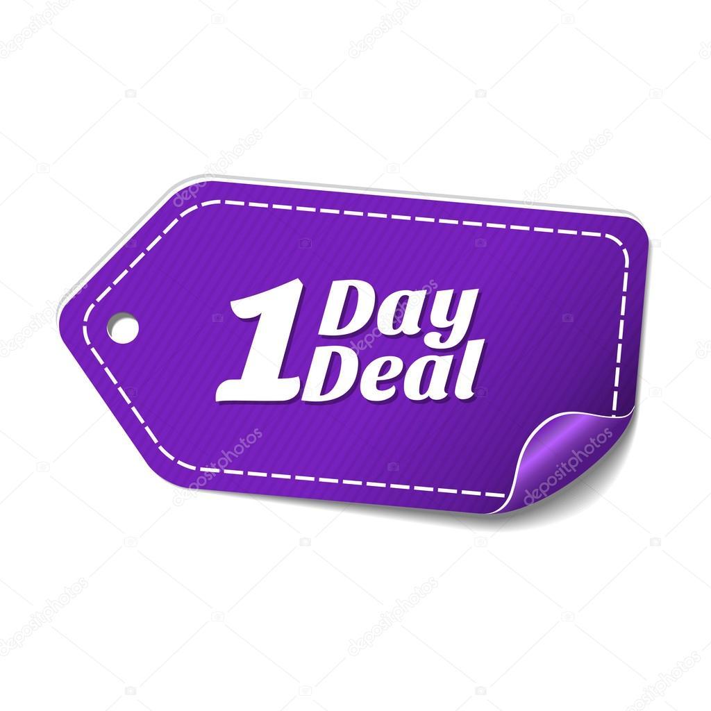 1 dag deal