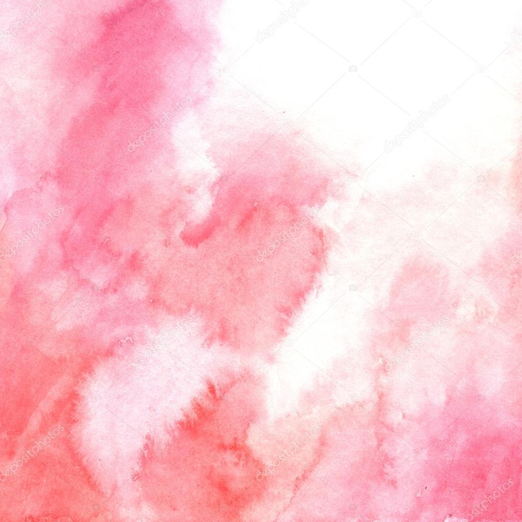 Light Grey Paint Fondo Rosa Acuarela Abstracta Foto De Stock 169 Ann Art