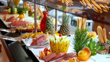 Breakfast At The Hotel - Breakfast Buffet