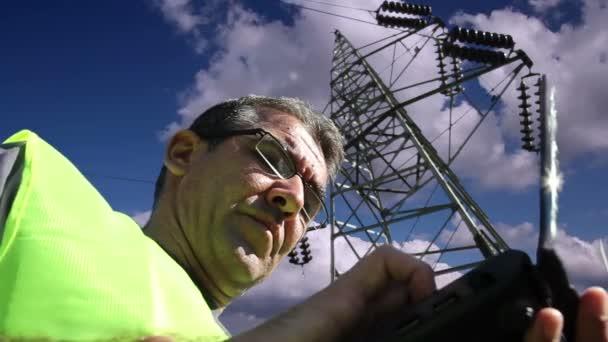 Energetická společnost pracovník