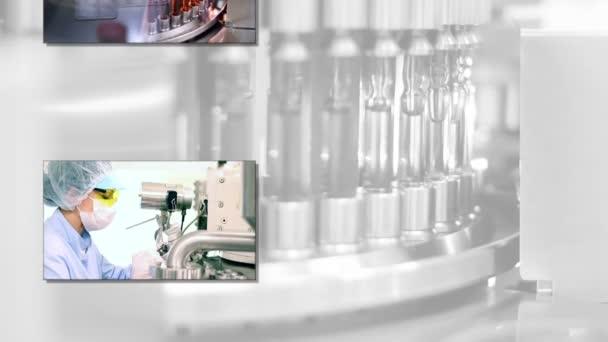Farmaceutické a výroby léků