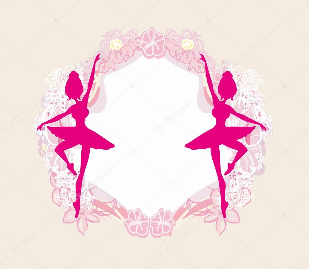 Картинки с рамками танцами