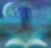Kouzelný svět pohádek, Pohádkový hrad objevují z knihy