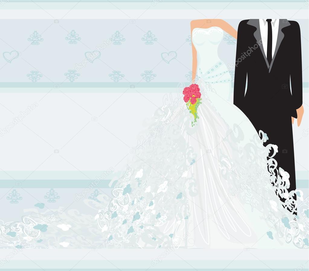Fondo Invitacion Boda Tarjeta De Invitacion De Boda Elegante Con - Fondo-invitacion-boda