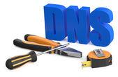Fotografie DNS-Konzept