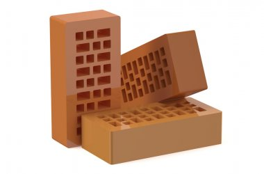 set of  building bricks