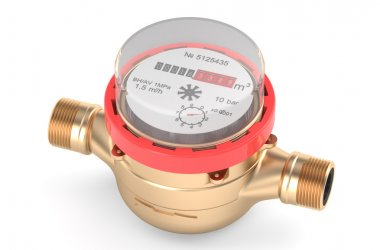hot water meters