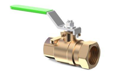 green ball valve