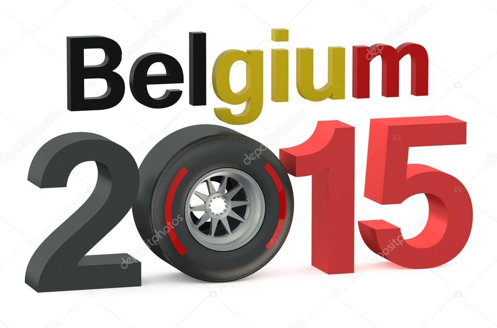 F1 Formel 1 Grand Prix Von Belgien In Spa Francorchamps 2015 Concep