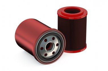 Red Car Oil filters