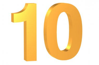 golden number 10