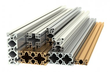 Aluminum profiles and copper profiles
