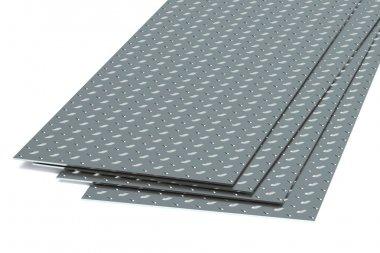 steel diamond plates
