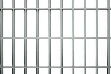 metal prison bars