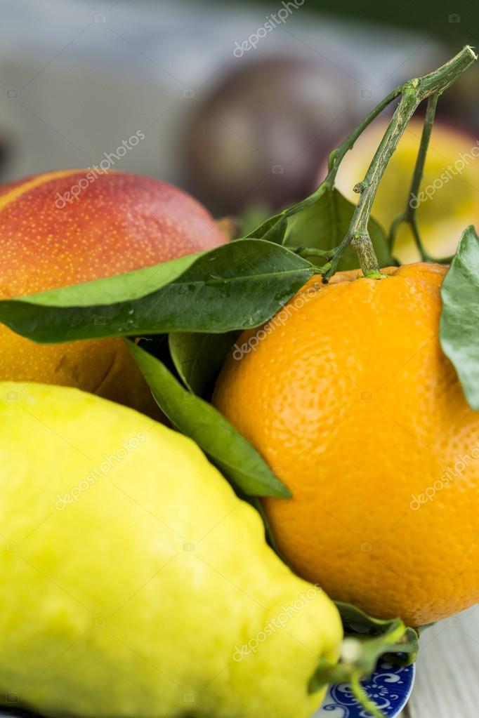 lime eller citron