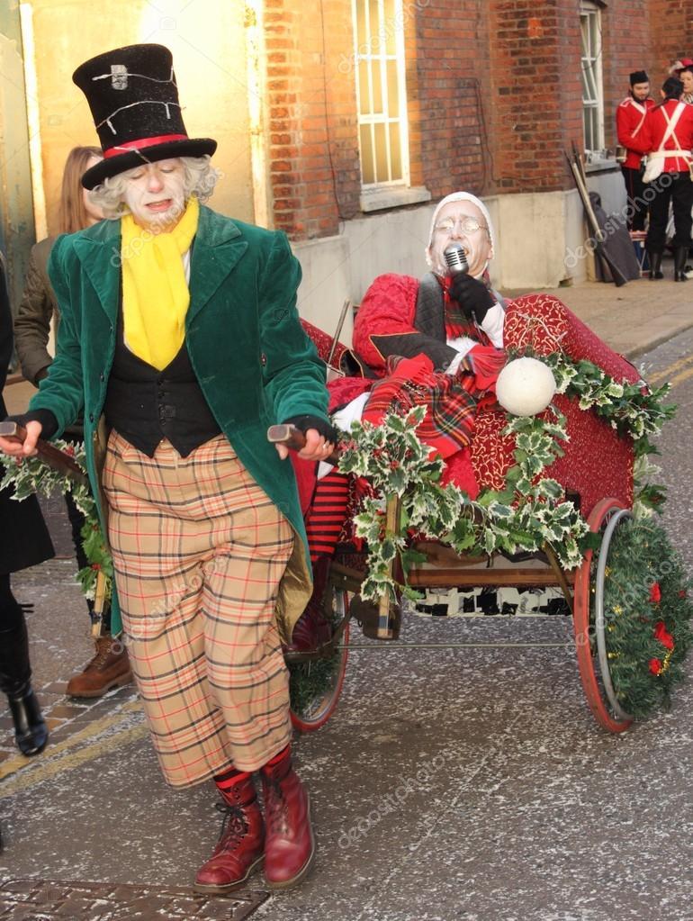 Immagini Natale Vittoriano.Festival Di Natale Vittoriano Foto Editoriale Stock C 1markim