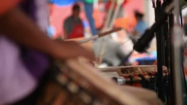 Trommler aus Afrika