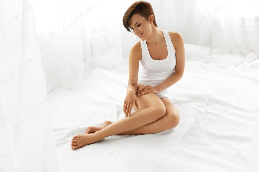 Длинные голые ноги фото красивые — 15