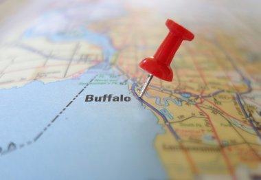 Buffalo map