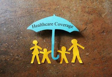 Paper family heathcare coverage