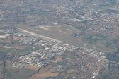 Photo Orio al Serio Caravaggio airport seen from above