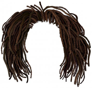 african hair dreadlocks .hairstyle wig