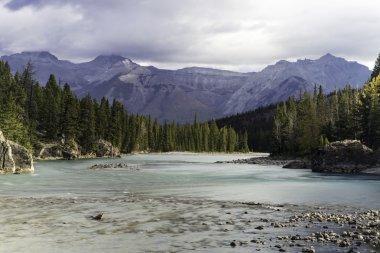 Elbow Falls, Alberta, Canada