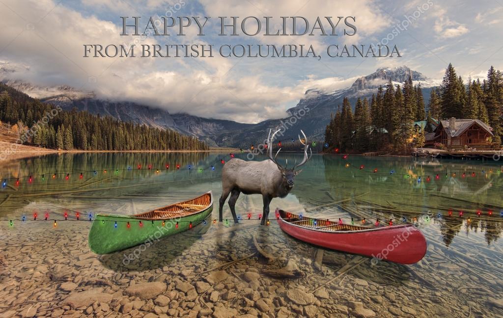 Emerald Lake Christmas