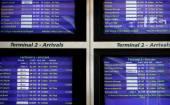 Fotografia Tempi di arrivo in aeroporto