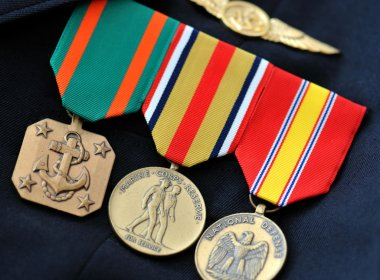 Marine Corps medals