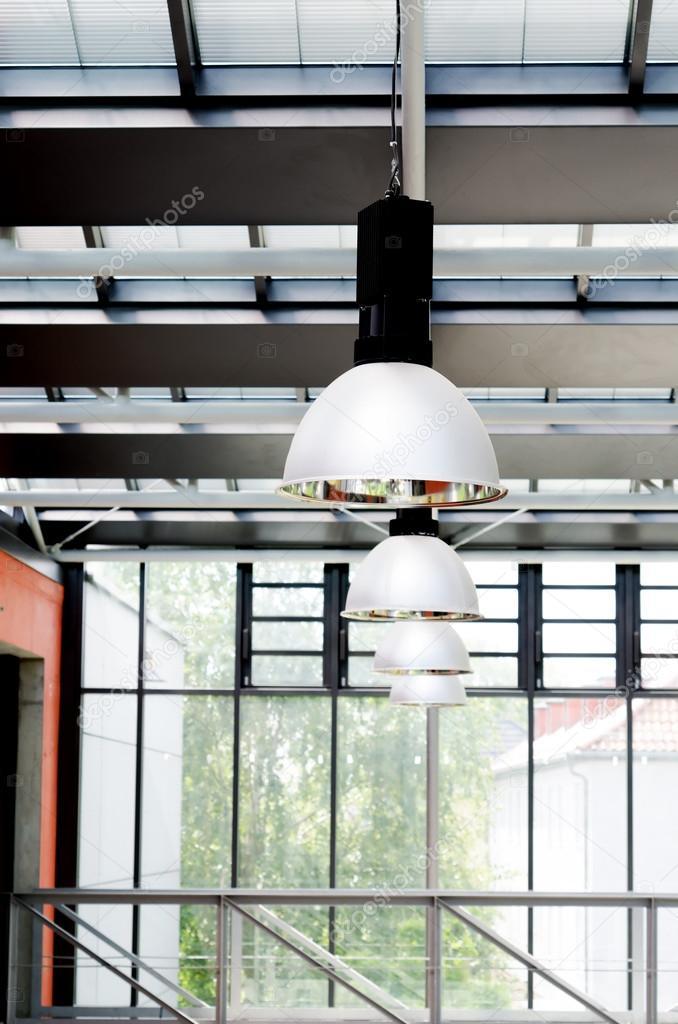 Costruzione in acciaio e vetro del lucernario foto stock for Lucernario prezzo