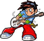 Anime Manga kytarista